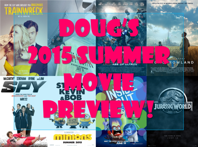 2015 SUMMER PREVIEW